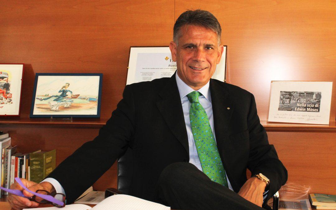 """BUONATLETICA, Saverio Gellini """"corre"""" per la presidenza FIDAL"""